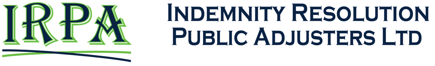 Indemnity Resolution Public Adjusters Ltd Logo